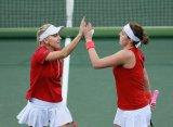 Веснина и Павлюченкова заявлены на малый итоговый турнир WTA