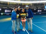 Радваньска выиграла в Пекине 20-й титул в карьере