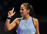 Брисбен (WTA). Касаткина уступила Канепи, Свитолина одолела Суарес Наварро