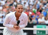 Рим (WTA). Роберта Винчи провела последний матч в карьере