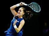 Агнешка Радваньска вышла в финал Итогового турнира WTA