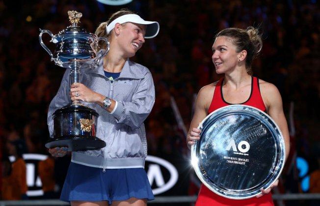 Возняцки впервый раз стала победительницей Australian Open