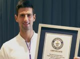 Джокович попал в Книгу рекордов Гиннесса за 2016 год