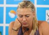 Мария Шарапова снялась с турнира в Дохе из-за травмы