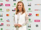 Кузнецова побывала на вручении ежегодной премии Муз-ТВ
