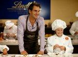 Федерер продлил соглашение с компанией Lindt