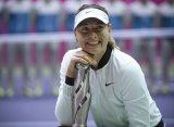 Тяньцзинь (WTA). Шарапова выиграла первый титул после дисквалификации