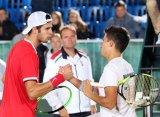 Davis Cup. Хачанов восстановил паритет в матче сборных России и Венгрии