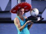 Акапулько (WTA). Леся Цуренко защитила титул на местных соревнованиях