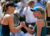 Roland Garros. Мария Шарапова обыграла Донну Векич и сыграет в третьем круге