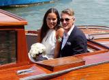В Венеции состоялась свадьба Иванович и Швайнштайгера