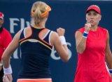 Макарова и Веснина в понедельник возглавят парную Чемпионскую гонку WTA