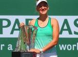 Виктория Азаренко стала победительницей турнира в Индиан-Уэллсе