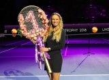 В Петербурге чествовали чемпионку Australian Open Каролин Возняцки