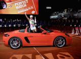 Кербер впервые в карьере защитила титул, выиграв в Штутгарте