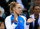 Кузнецова вышла в четвертьфинал в Гуанчжоу