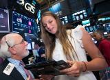 Плишкова открыла торги на бирже в Нью-Йорке