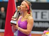 Свитолина обыграла Мертенс в Стамбуле и завоевала третий титул в году