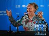 """Кузнецова: """"Обычно долго раскачиваюсь в начале года, а сейчас в полуфинале"""""""