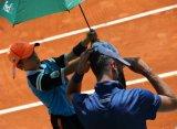 Пэр проиграл Лопесу в Монте-Карло, но поучаствовал в милом эпизоде