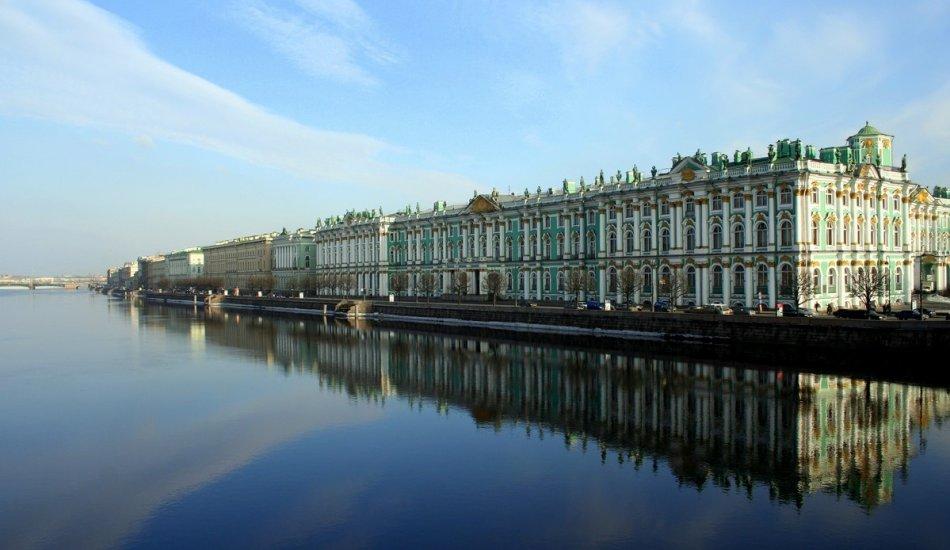 Санкт-Петербург как теннисная столица России