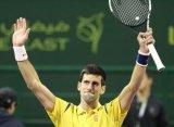 Джокович выиграл 60-й титул в карьере, разгромив Надаля в финале