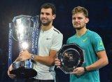 Рейтинг ATP. Димитров стал третьей ракеткой мира, Гоффен поднялся на 7-е место