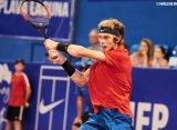 Рублев одолел Фоньини и стал полуфиналистом турнира в Умаге