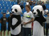 Ченду (ATP). Истомин на отказе Багдатиса выиграл второй титул в карьере