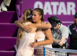 Доха (WTA). Павлюченкова проиграла Цибулковой, Касаткина снялась из-за травмы