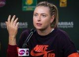 """Мария Шарапова: """"Травмы мешают мне войти в нормальный соревновательный ритм"""""""