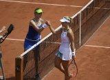 Roland Garros. Макарова отдала Кербер лишь четыре гейма, Кузнецова одолела Макхэйл