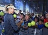 Мадрид (WTA). Макарова сыграет с первой ракеткой мира Халеп, Шарапова снова сразится с Бузарнеску
