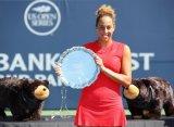 Стэнфорд (WTA). Мэдисон Киз завоевала первый титул в сезоне