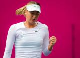 Шарапова вышла в четвертьфинал в Тяньцзине