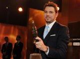 Вавринка признан спортсменом года в Швейцарии