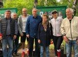 Федерация тенниса России открыла Аллею памяти в Москве
