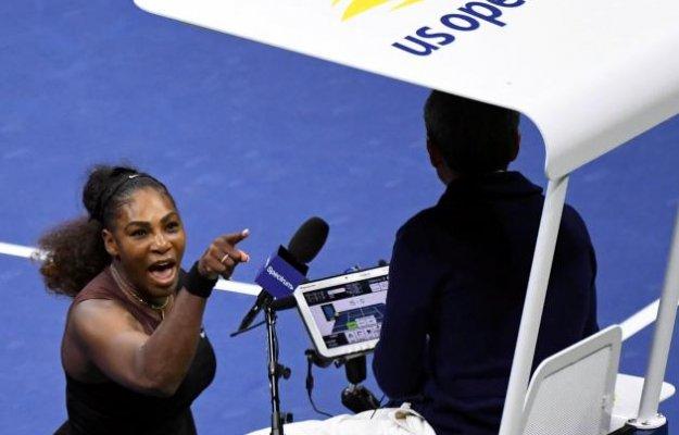 The Times: судьи будут бойкотировать матчи Уильямс, пока она не извинится перед Рамосом