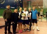 Мыскина и Буре победили во втором международном турнире «Формула ТХ – Звёзды тенниса и хоккея»