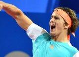 Зверев завоевал второй титул в карьере во французском Монпелье