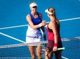 Сидней (WTA). Макарова взяла верх над Остапенко, Веснина разгромила Арруабаррену