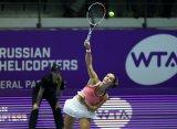 Дарья Касаткина вышла в четвертьфинал турнира WTA в Санкт-Петербурге