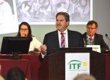 "Глава ITF Дэвид Хэггерти: ""Теннис – чистый вид спорта"""