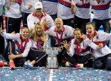 Кубок Федерации. Сборная Чехии выиграла пятый раз за шесть лет