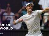 """Раонич снялся с """"Мастерса"""" в Париже, Маррей в понедельник возглавит рейтинг ATP"""
