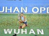 Каролин Гарсия впервые в карьере выиграла турнир серии Premier 5