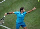 Галле (ATP). Федерер ушел с матчбола в игре с Пэром и вырвал победу