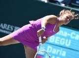 Касаткина впервые в карьере вышла в финал турнира уровня WTA