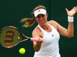 Павлюченкова вышла во вторую неделю турнира «Большого шлема» впервые с 2011 года