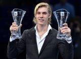 ATP Awards: Шаповалов стал лучшим в двух номинациях
